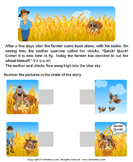 Reading comprehension stories  36 - comprehension - First Grade