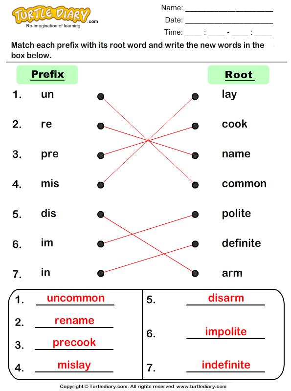 suffix practice worksheet