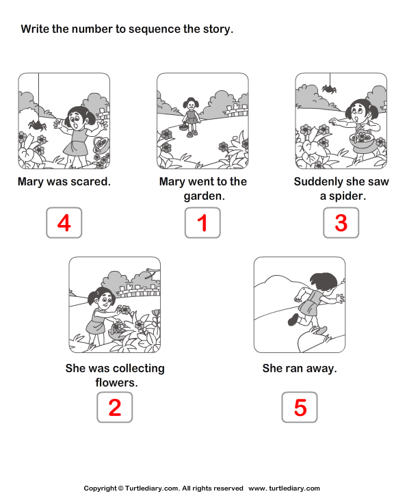 short story sequencing worksheets Quotes