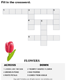 Complete the crossword 10