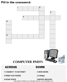 Complete the crossword 7