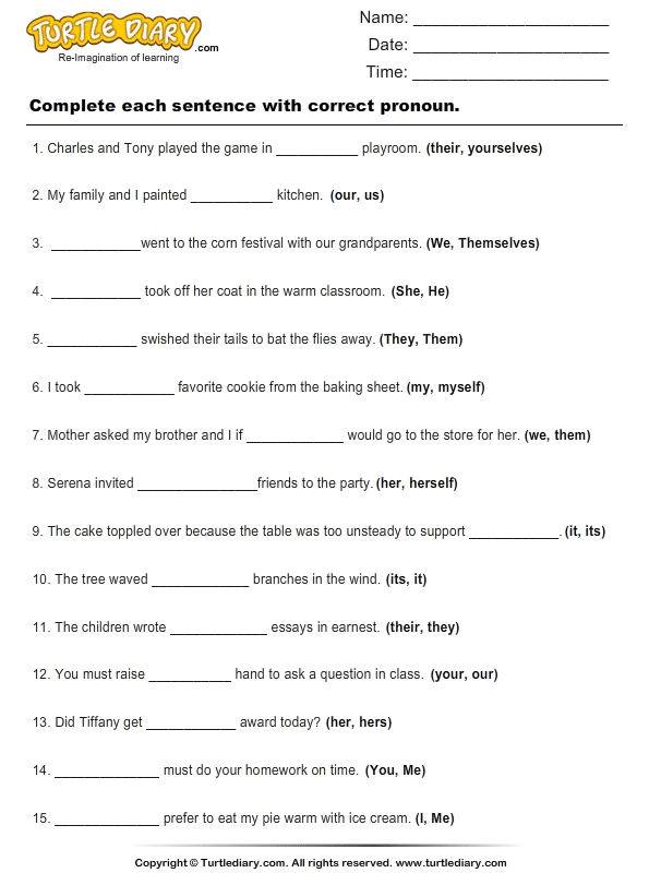 relative pronouns 4th grade worksheet f--f.info 2017
