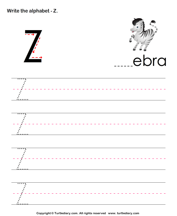 A Z Worksheets For Kindergarten. Draw A Line Beginning Consonant ...
