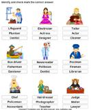 Identify the job 2