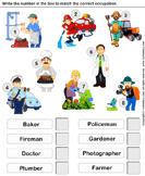 Identify the job 6