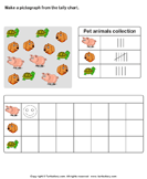 Record data with pictographs 1