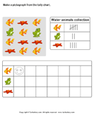 Record data with pictographs 3