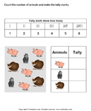 Record data with tally charts 3