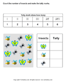 Record data with tally charts 4