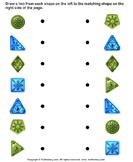 Similar pattern 10