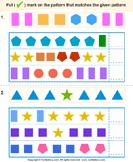 Similar pattern 4