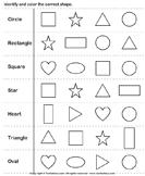 Identify shapes 5
