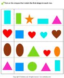 Match the shape 2