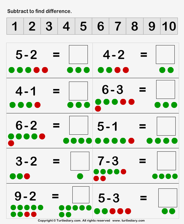 Kinder Math Further Worksheet For Kindergarten Further Math Worksheet ...