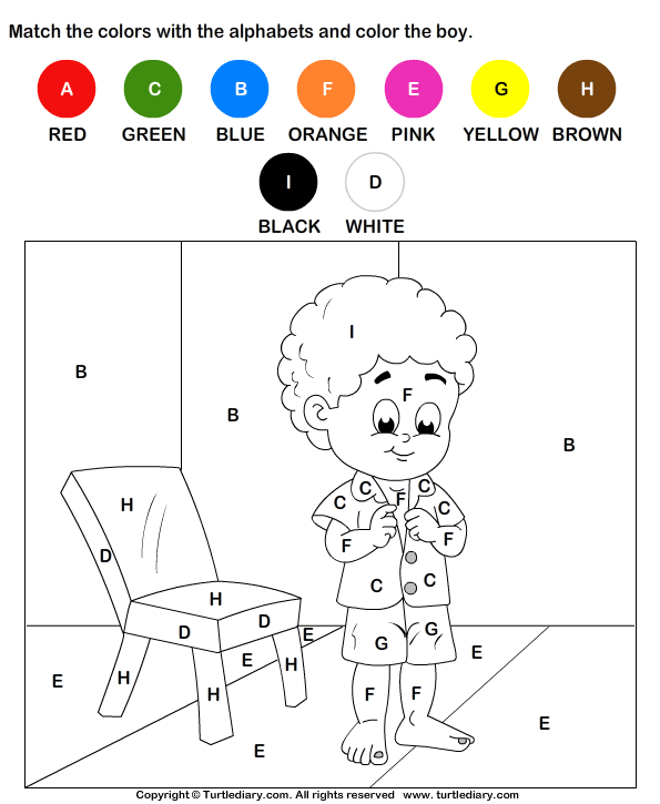 alphabet coloring worksheet turtle diary. Black Bedroom Furniture Sets. Home Design Ideas