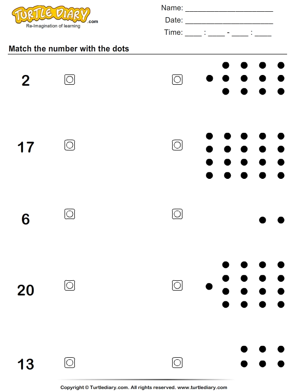 Count Dots