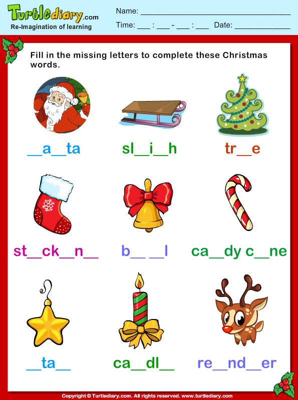 search results for  u201creindeer worksheets for second grade