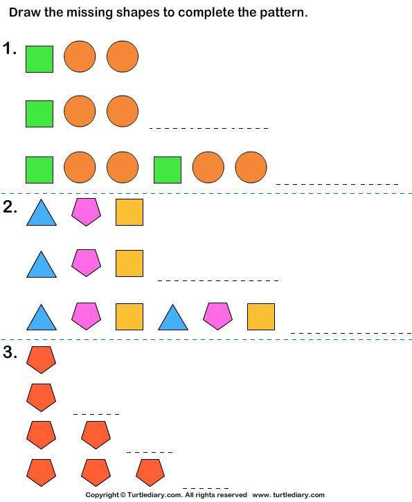 Growing Pattern