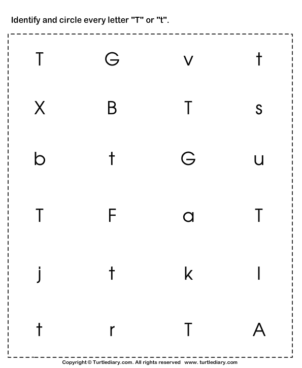 Teach Uppercase Or Lowercase Letters First