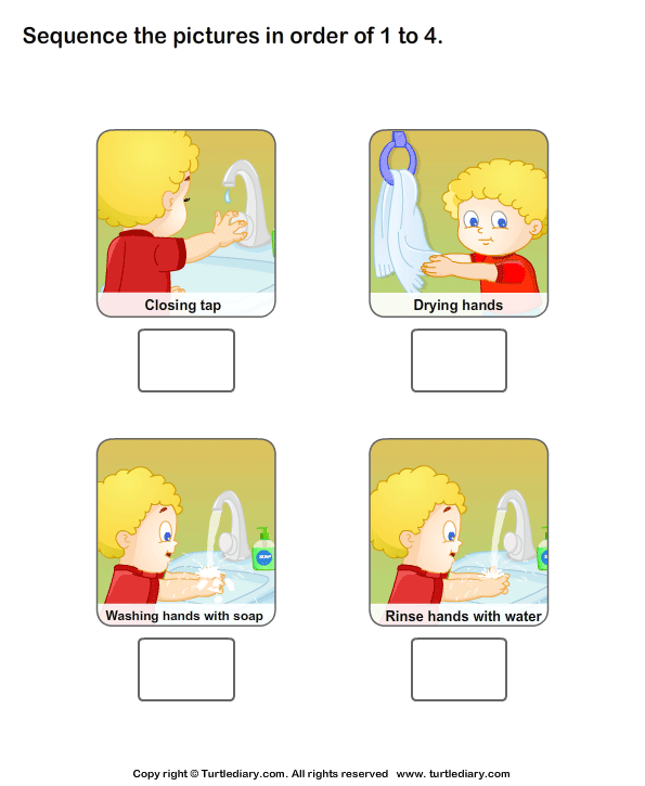 Kids Personal Hygiene on Science Worksheets For First Grade Free