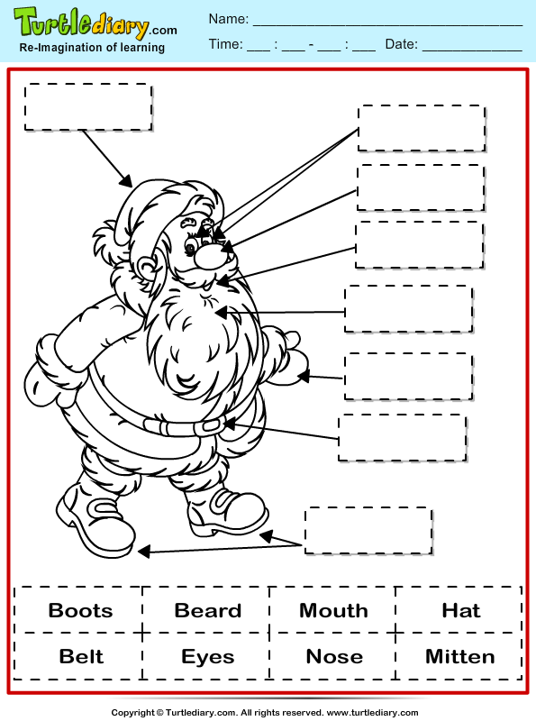 Connect The Dots Mrs Claus moreover Connect The Dots Nutcracker additionally April Showers likewise Label Santa likewise Tracing Worksheets For Kids. on first grade math worksheets