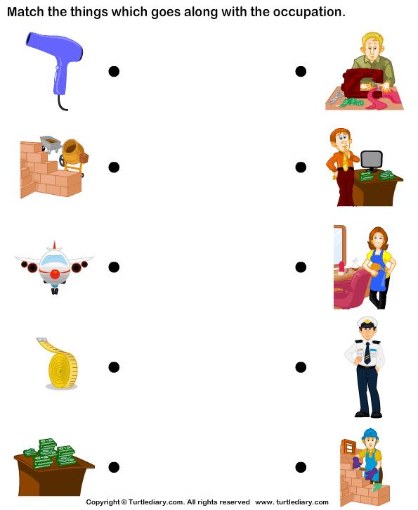 Printable Community Helpers Worksheets For Kindergarten english – Community Helpers Worksheets Kindergarten