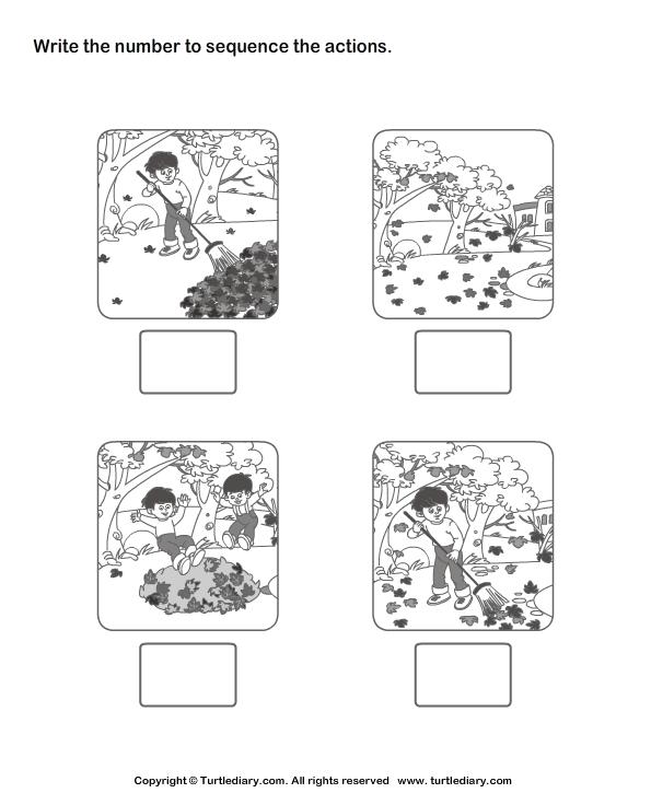Free Story Sequencing Worksheets For Kindergarten - Worksheets