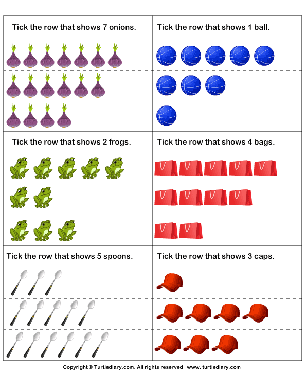 Represent Numbers