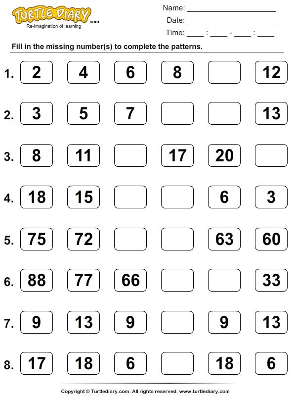 Skip Counting