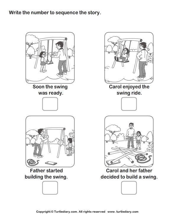 1st Grade Story Sequence Worksheets Worksheet Printable Blog – Sequencing Worksheets