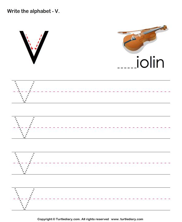 Write Letters in Upper Case (A-z)