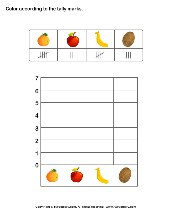 Record Data with Bar Graphs