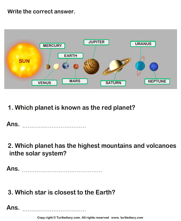 solar system essay questions Malika is writing an essay about the sun below is the first paragraph in the essay the sun is an average-size star that is located at the center of the solar system.