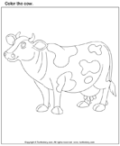 Color the animals 2