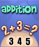Addition - addition - Second Grade