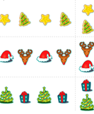Christmas Patterns - christmas - Kindergarten