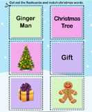 Christmas Flashcards - christmas - Kindergarten