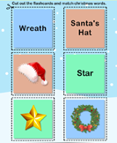 Christmas Flashcards - christmas - First Grade