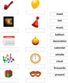 Christmas Word Match