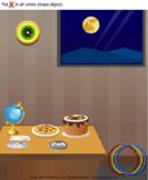 Identify Circle Shaped Objects