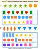 Identify the Similar Pattern