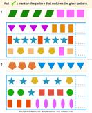 Identifying Same Patterns