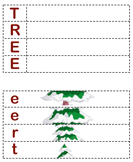 Match Letters Tree