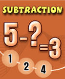 Subtraction - subtraction - First Grade