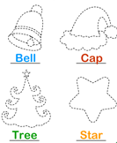 Christmas Vocabulary - christmas - Preschool