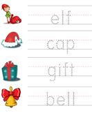 Christmas Vocabulary - christmas - Kindergarten