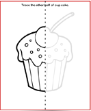 Trace Cupcake