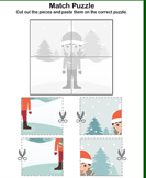 Winter Picture Puzzle